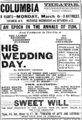 1893 ColumbiaTheatre BostonGlobe March5.png