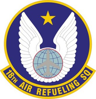 18th Air Refueling Squadron - Image: 18th Air Refueling Squadron