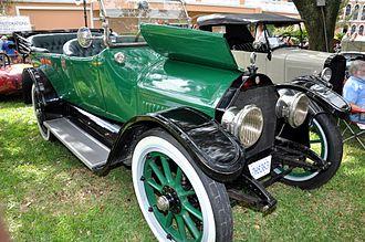 Cadillac Type 51 - Type 51 (4-passenger) Phaeton 1915