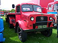 1941 Bedford OXS (CSV 628) articulated lorry, 2012 HCVS Tyne-Tees Run.jpg