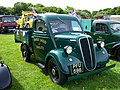 1946 Ford Thames E83W (PFU 598) pick-up truck, 2012 HCVS Tyne-Tees Run.jpg