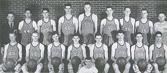 1945–46 Oklahoma A&M Aggies men's basketball team - Image: 1946 Oklahoma State