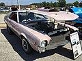 1969 AMC AMX SS Hurst factory dragcar as Cotton Candy at AMO 2015 meet 01.jpg