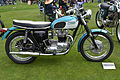 1970 Triumph Tiger at Quail 2015 event.jpg