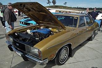 Ford Falcon (XC) - Image: 1976 Ford XC Fairmont (6055732330)