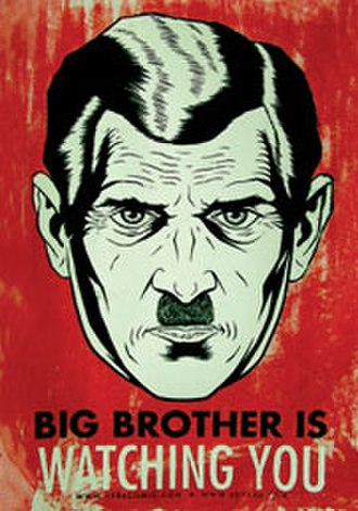 Big Brother (Nineteen Eighty-Four) - Image: 1984 Big Brother