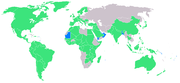 1984 Summer Olympic games countries