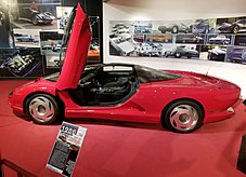 1986 Chevrolet Corvette Indy Concept - Drivers Side View.jpg