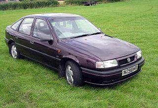 Vauxhall Cavalier car model