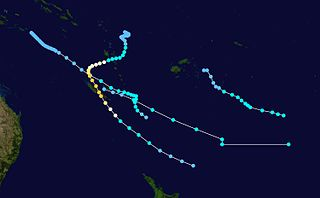 1995–96 South Pacific cyclone season cyclone season in the South Pacific ocean