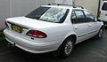 1996-1998 Ford EL Fairmont sedan 03.jpg