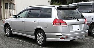 Nissan AD - Nissan Wingroad Aero (Y11)