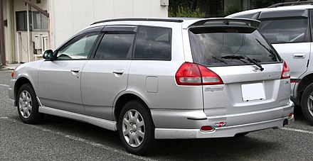 Wiring Diagram For Nissan Wingroad : Nissan ad wikiwand