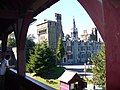 19th Century Cardiff Castle - geograph.org.uk - 558500.jpg