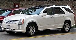 2006-2009 Cadillac SRX