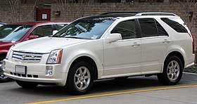 Cadillac SRX - Wikipedia