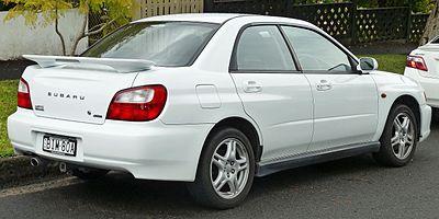 Subaru Impreza (second generation) - Wikiwand