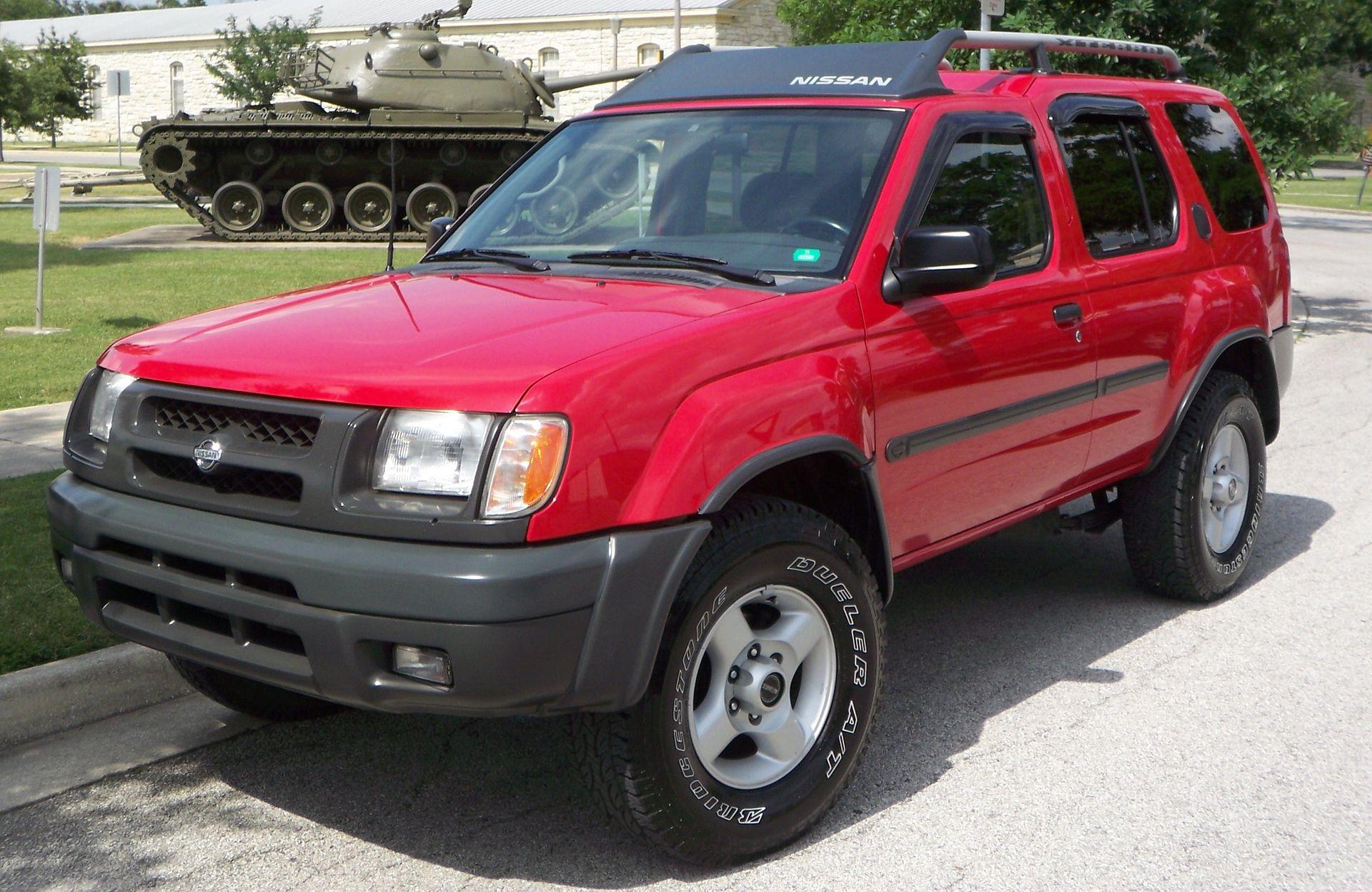 Nissan Xterra (WD22)
