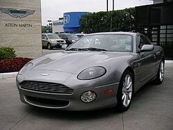 Px Aston Martin Db Vantage Coupe