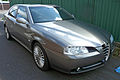 2004-2006 Alfa Romeo 166 (MY2004) sedan 01.jpg