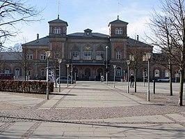 Aalborg station