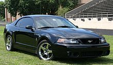2004 Svt Cobra Coupe