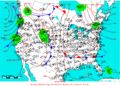 2006-05-23 Surface Weather Map NOAA.png