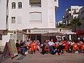 2007-11-21 The Onda Mar Café, Avenida Infante Sagres, Quarteira.JPG