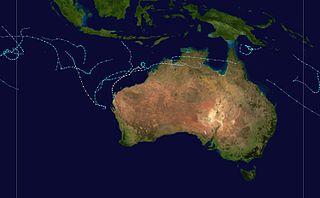 2007–08 Australian region cyclone season cyclone season in the Australian region