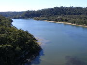 The Woronora River, Sydney, Australia