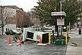 2008-03-15 Parking booth overturned by Atlanta tornado.jpg