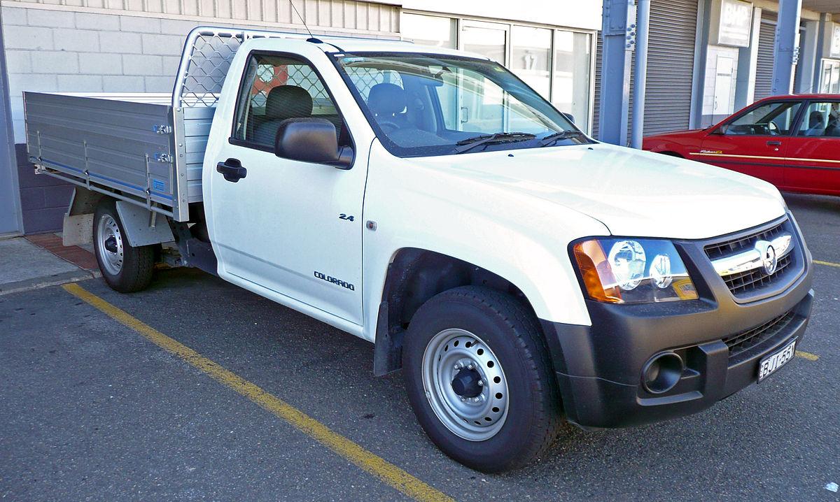 Colorado chevy colorado 2008 : Holden Colorado - Wikipedia