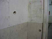 2008 Mumbai terror attack VT bullet mark
