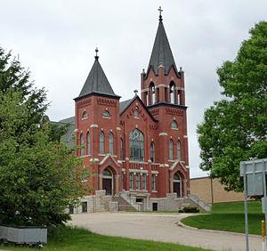Harmony, Minnesota - Greenfield Lutheran Church