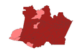 2010 Brazilian presidential election results - Amazonas.PNG