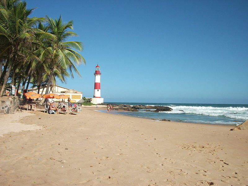 Lighthouse At Itapua Park