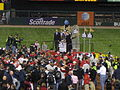 2011 World Series Selig Mozeliak Presentation.jpg