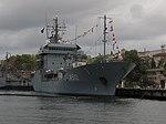 2013-08-30 Севастополь. Вспомогательное судно A512 Mosel ВМС Германии (17).JPG