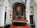 2013 Altar of Saint Benedict church in Płock - 04.jpg