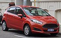 2013 Ford Fiesta (WZ) Ambiente 5-door hatchback (2018-08-06) 01.jpg
