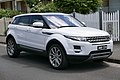 2013 Land Rover Range Rover Evoque (L538 MY13.5) SD4 Pure Tech 4WD 5-door wagon (2015-11-13) 01.jpg