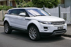 Px Land Rover Range Rover Evoque L My Sd Pure Tech Wd Door Wagon on Zf 5 Sd Manual Transmission