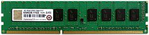 DDR3 SDRAM - 4 GiB PC3-12800 ECC DDR3 DIMM