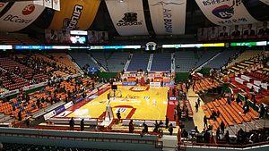 Sajik Arena - Interior