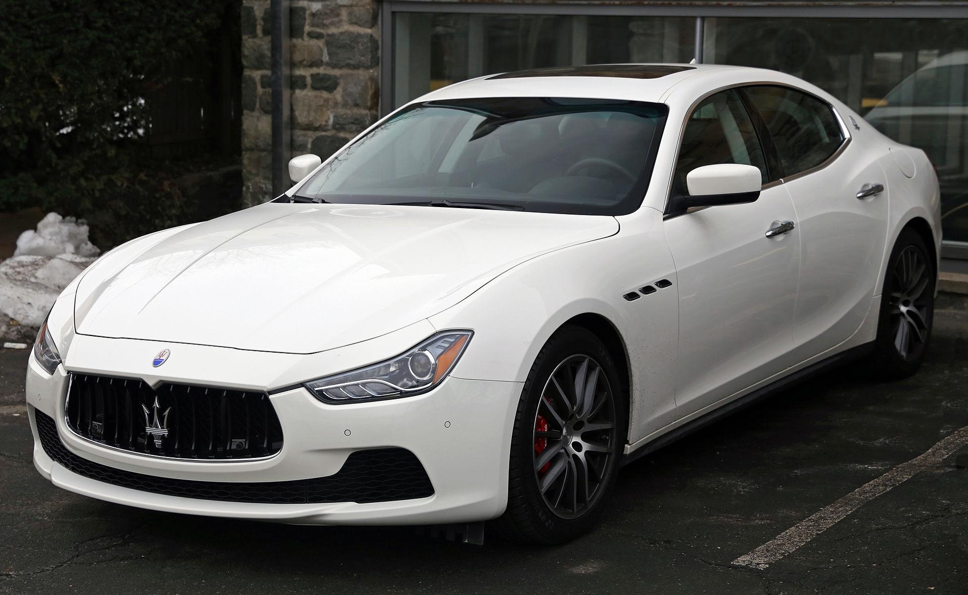 Maserati Ghibli Q4