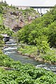 2014 Prowincja Wajoc Dzor, Dżermuk, Kanion rzeki Arpa (02).jpg