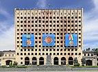 2014 Suchum, Były budynek Rady Ministrów Radzieckiej Abchazji (03).jpg