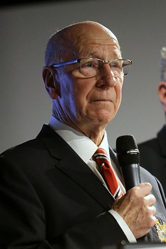 BBC Sports Personality of the Year - Bobby Charlton, who collected the Team of the Decades award on behalf of England's 1966 World Cup winning football team