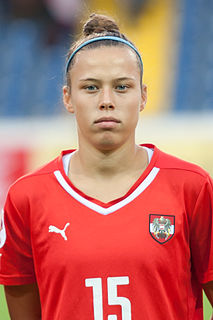 Nicole Billa Austrian association football player