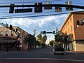 2016-08-23 19 17 19 View north along U.S. Route 11 and U.S. Route 522 (Cameron Street) at Virginia State Route 7 (Piccadilly Street) in Winchester, Virginia.jpg
